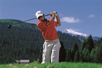 Voglia di golf in Alta Badia, anche in formato famiglia