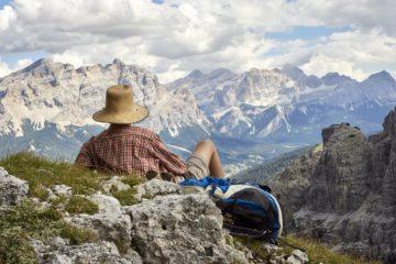 Le emozioni dell'aria aperta e la tintarella di fine estate, solo allo Sporthotel Panorama in Alta Badia