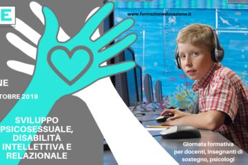 Disabilità e sviluppo adolescenziale. Giornata formativa a Udine per insegnanti e psicologi