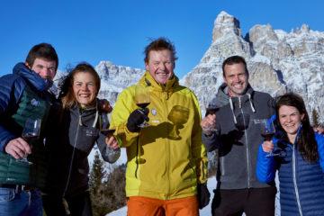 Wine Cup Alta Badia 2020: dal 7 gennaio l'evento che brinda in quota sulle Dolomiti